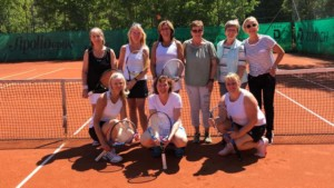 Tennis Damen 40 II 2019