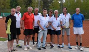 Tennis - Herrn 60 2019