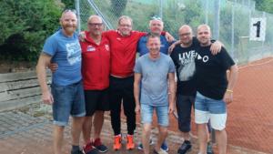 Tennis - Herrren 40 2019