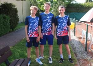 Tennis - U14 Jungs 2019